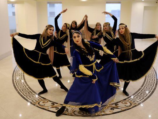 Photos: Women create community of dance in Iran