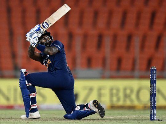 Cricket - Suryakumar Yadav