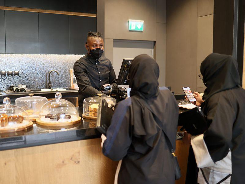 Dubai coffee lovers