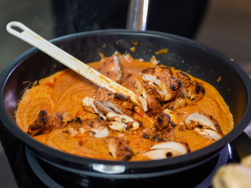 Guide to butter chicken