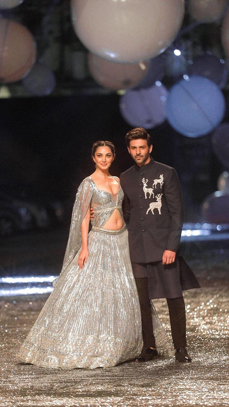 Kiara Advani and Kartik Aaryan