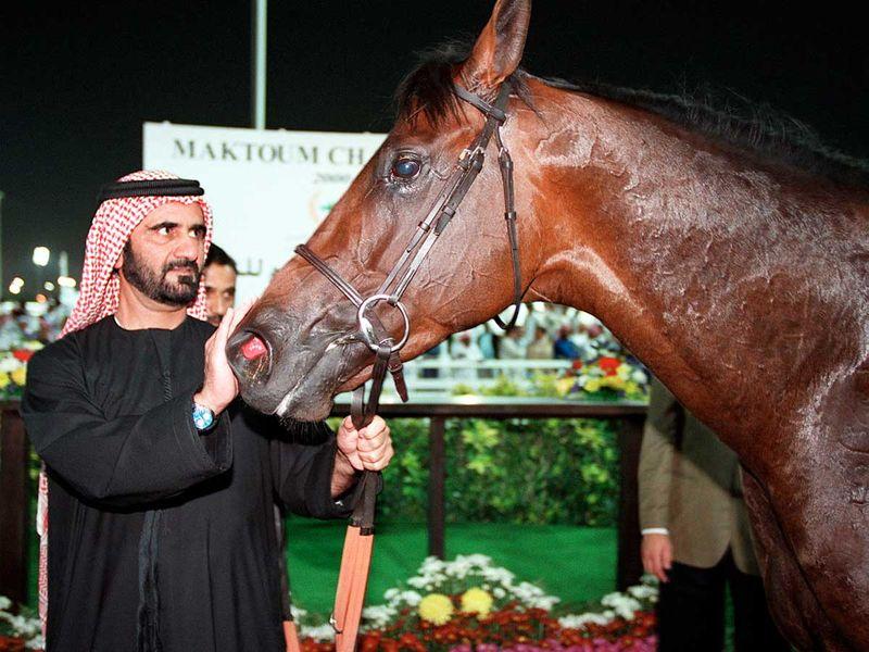 Sheikh Mohammed Dubai Millennium