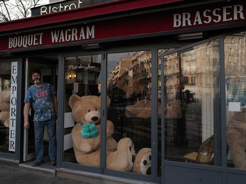 Teddy bears gallery