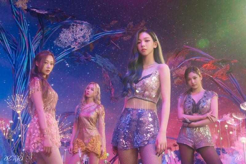 aespa - image courtesy SM Entertainment-1616328210101