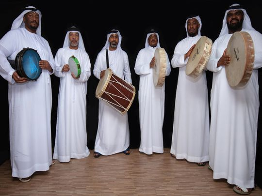 'Hekayat: Symphonic Tales' will feature Emirati composer Ihab Darwish taking the lead to choreograph 13 compositions played by 128 musicians in 20 countries around the world on March 30.