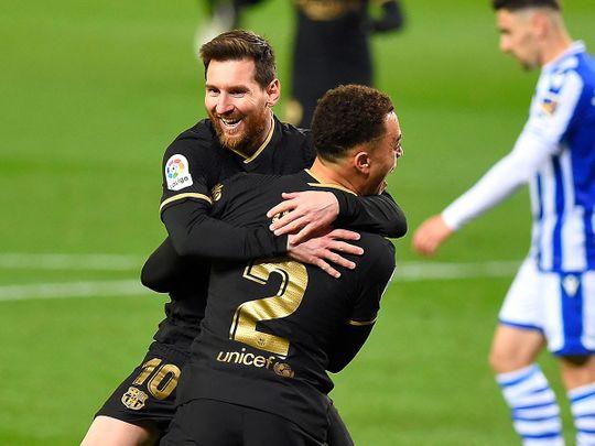 210322 Messi