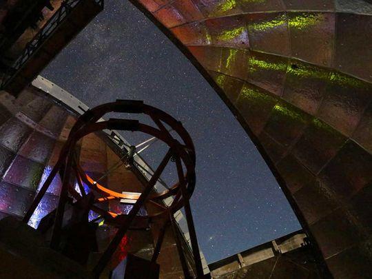 Nasa telescope asteroid