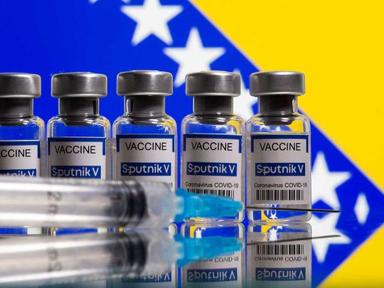 Sputnik V vaccine covid