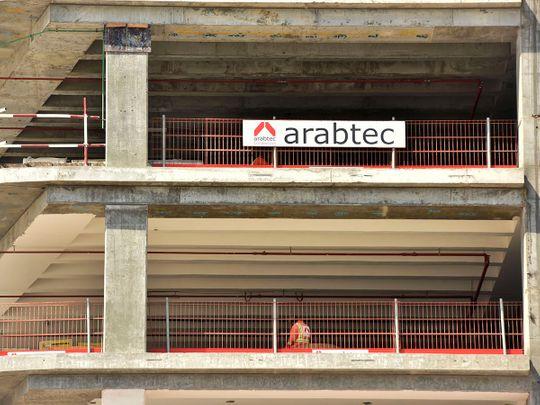 Stock - Arabtec