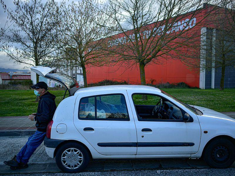 Car dwellers gallery