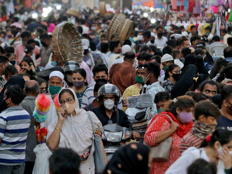 Stock - India Economy (Reuters)