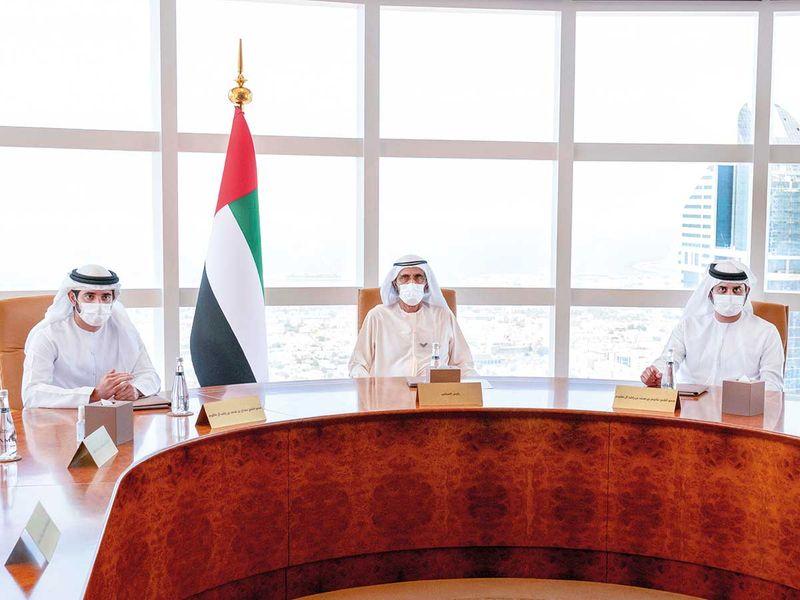 20210324 Sheikh Mohammed Bin Rashid Al Maktoum