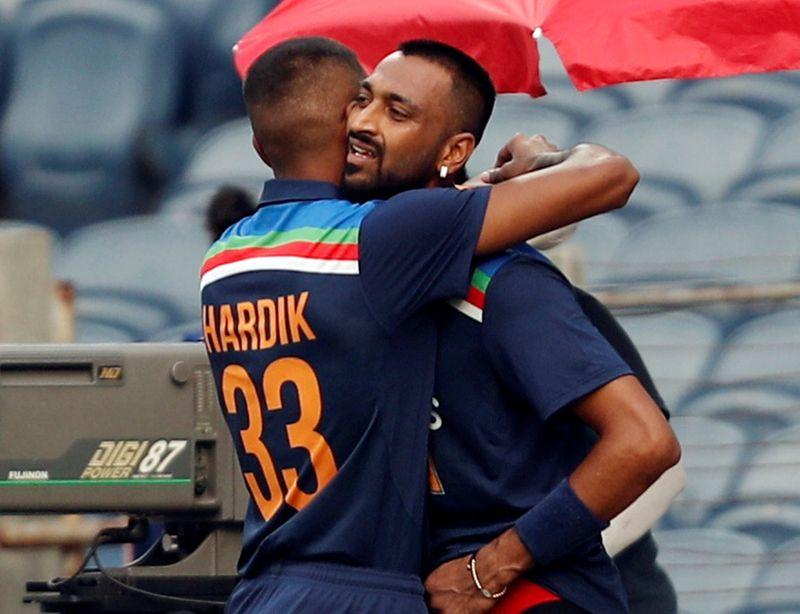 Cricket-Pandya brothers
