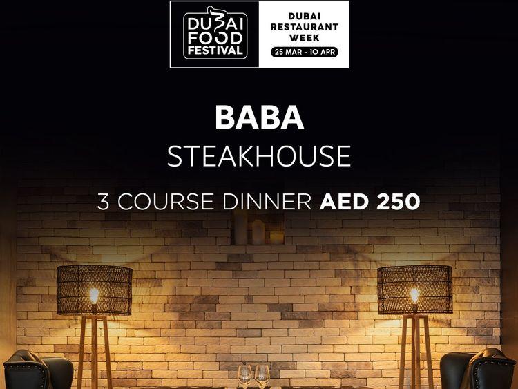 DFF Dubai Restaurant Week Offers