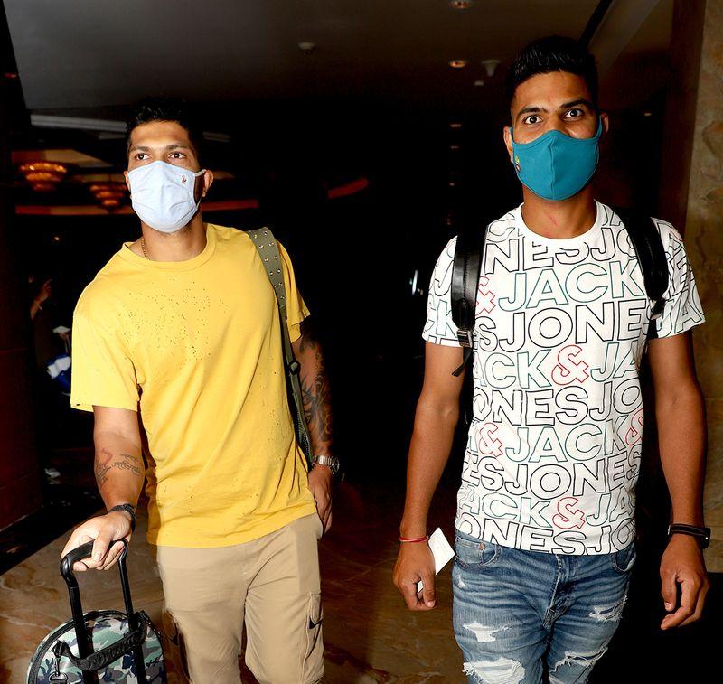 IPL-Umesh & Lalit Yadav