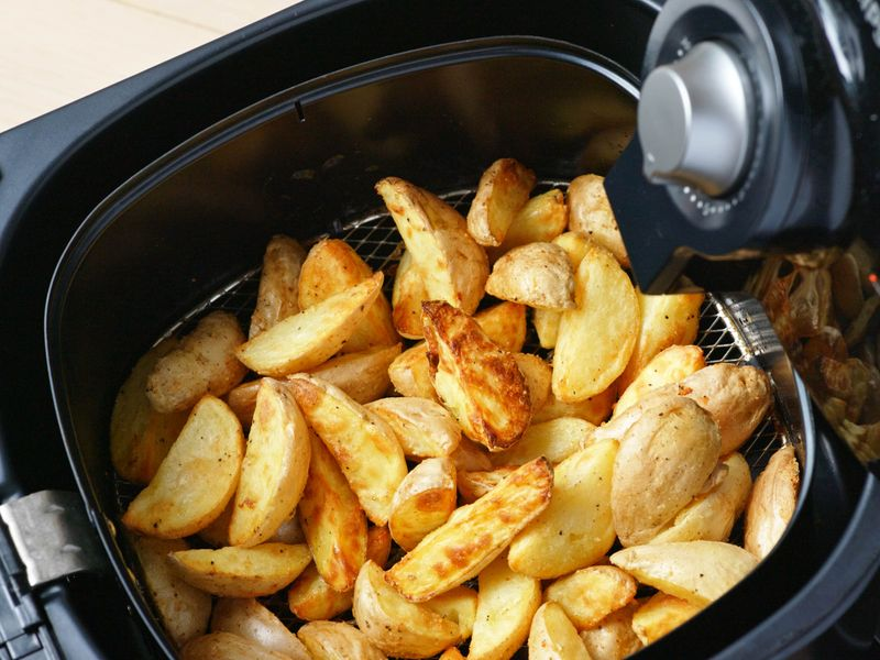 Potato wedges air fryer
