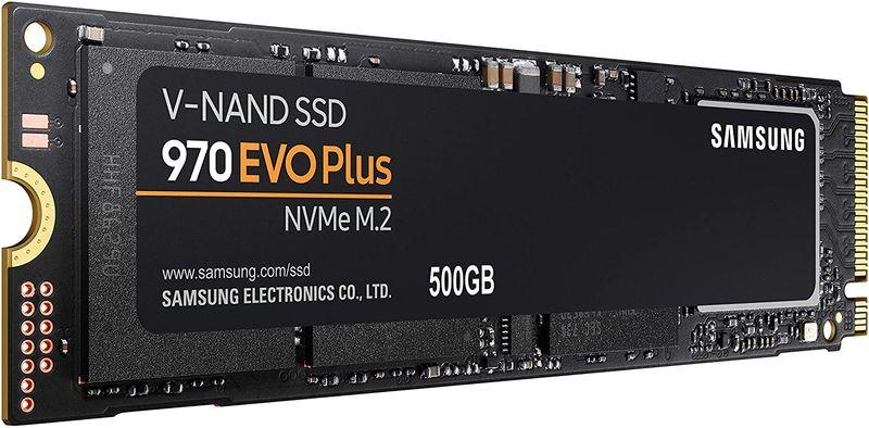 Samsung 970 EVO Plu