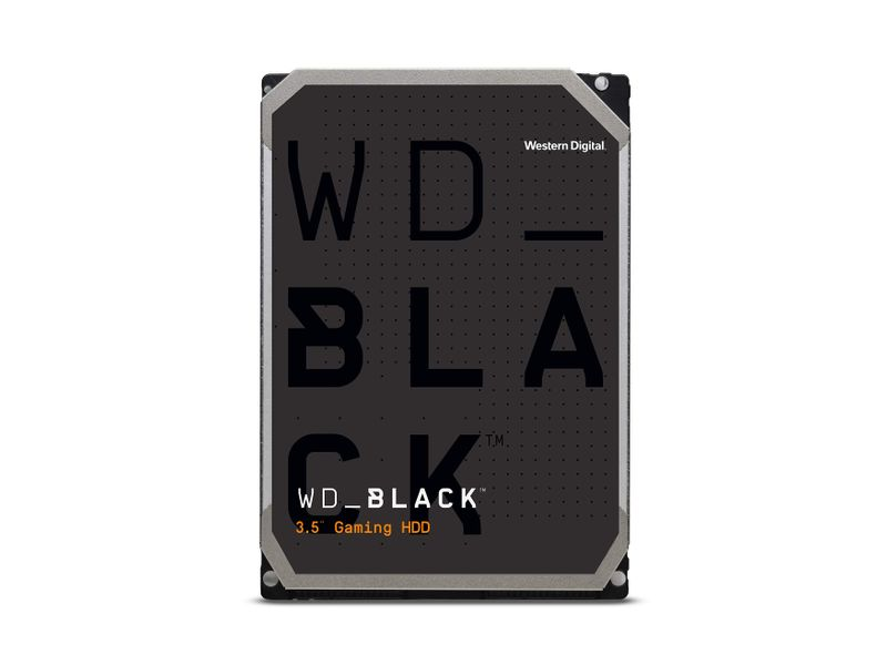 WD Black Internal Performance HDD 6TB