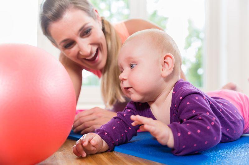Baby classes in Dubai