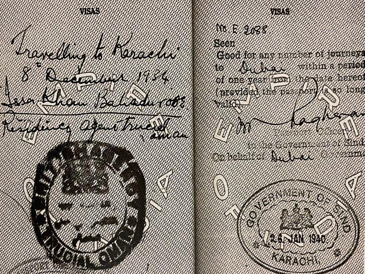 British India Passport-1616671285074