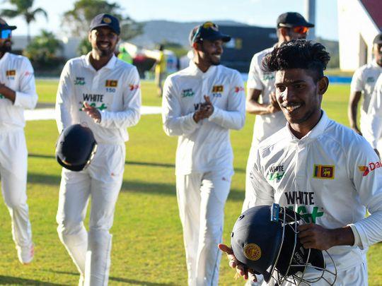 Cricket - Sri Lanka