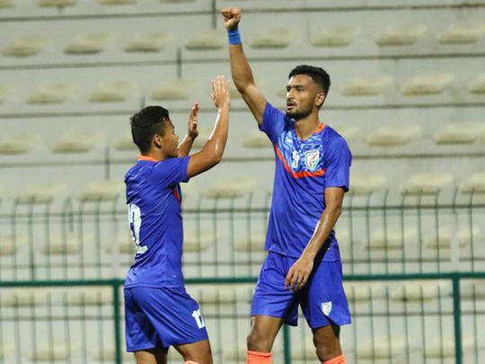 Football - Manjit