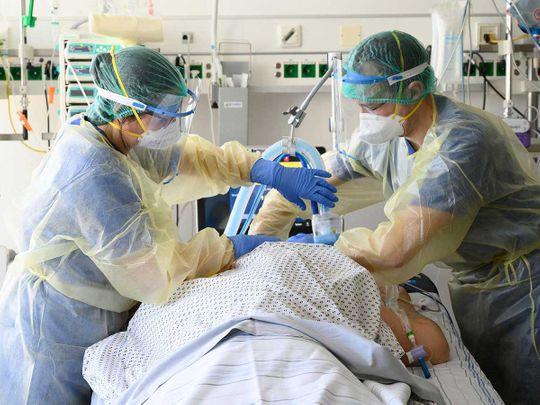 Germany covid medical