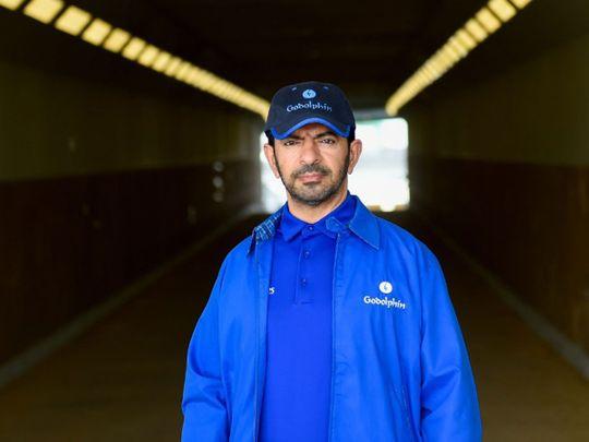 Godolphin trainer Saeed bin Surour