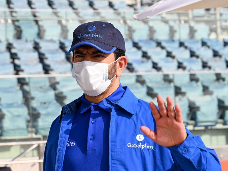 Saeed bin Surour is going for World Cup No. 10