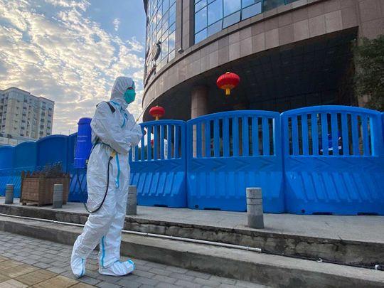 Wuhan covid coronavirus