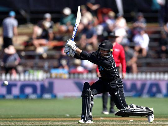 Cricket - Devon Conway