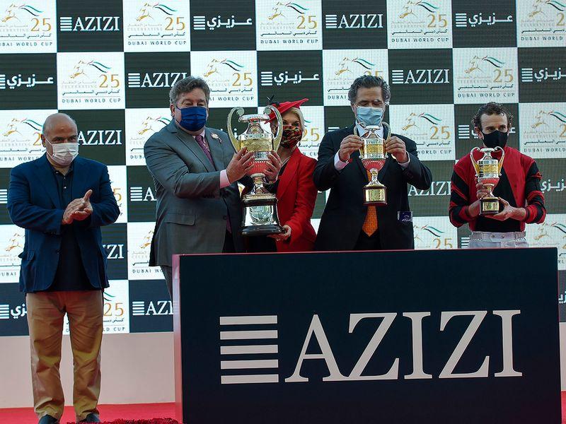 Race 4 awards