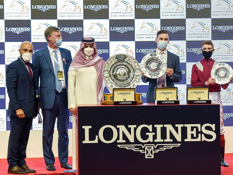 Race 8 award