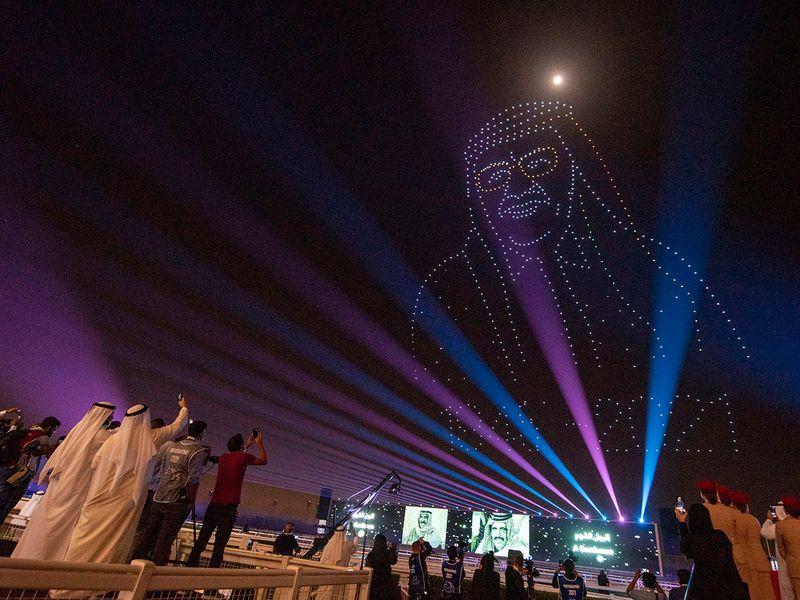 Tribute to Sheikh Hamdan
