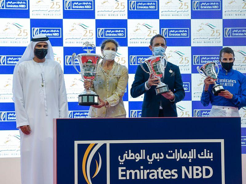 race 5 award
