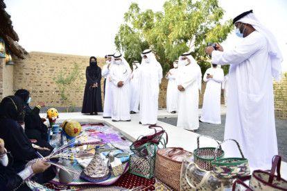 NAT Sheikh Saeed bin Saqr Al Qasimi -Heritage Days in Khor Fakkan-1616939711272