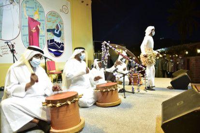 NAT Sheikh Saeed bin Saqr Al Qasimi -Heritage Days in Khor Fakkan2-1616939713007