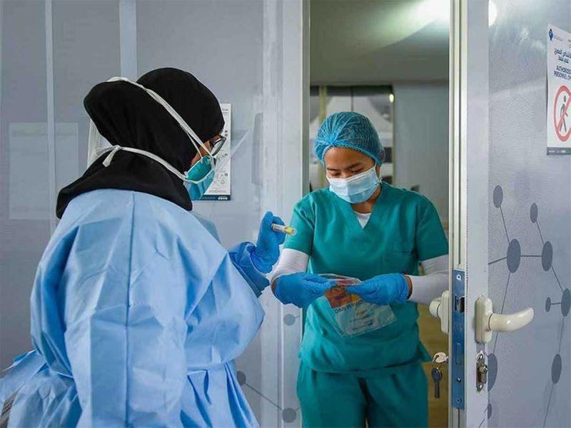 COVID-19 UAE reports 1,969 new coronavirus cases, 2 deaths