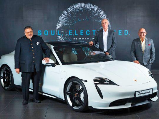Porsche Taycan K Rajaram for web