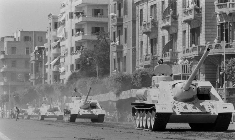 Suez Canal 1967 war Egypt