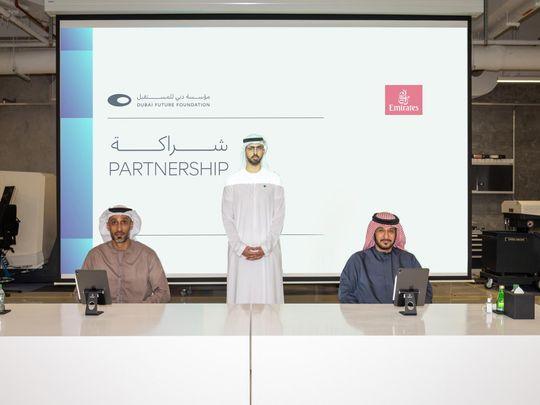 Emirates-Dubai Future Foundation