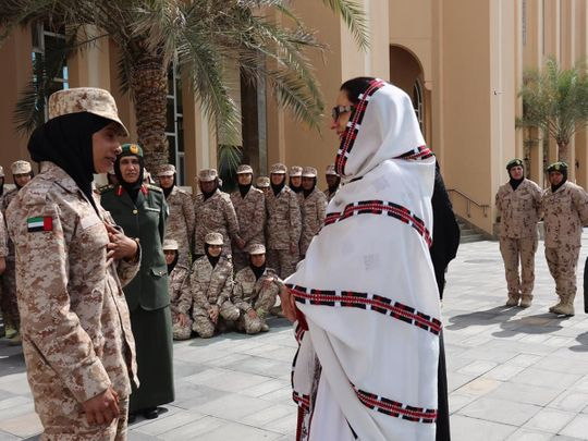 UAE's National Action Plan on Women, Peace and Security