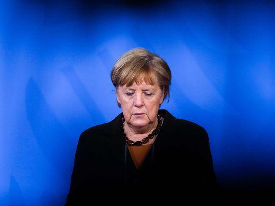 210331 Merkel