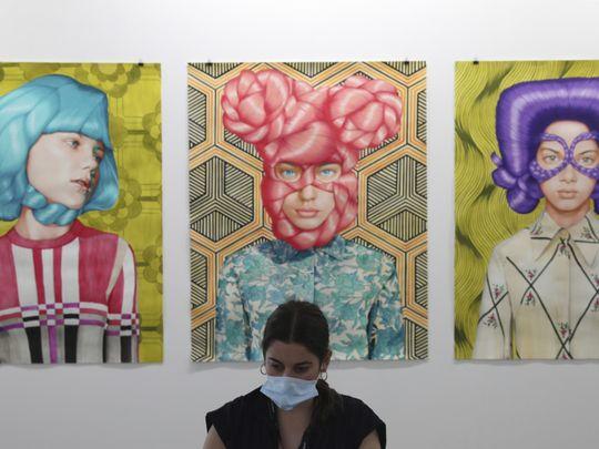 Photos: Art Dubai showcases diverse range of works