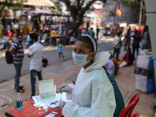 Antigen test India covid