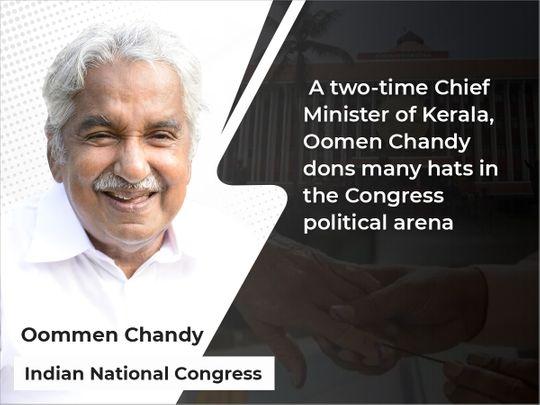 Oommen Chandy