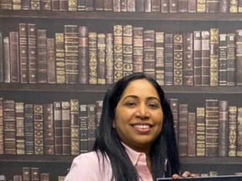 Beena Jacob, Head – Sales & Operations Global Resources Group (UAE Free Zones)