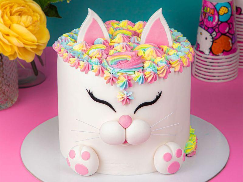 Bunny Cake Mister Baker
