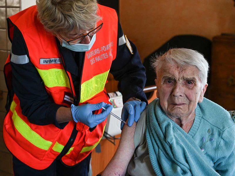 France vaccine covid