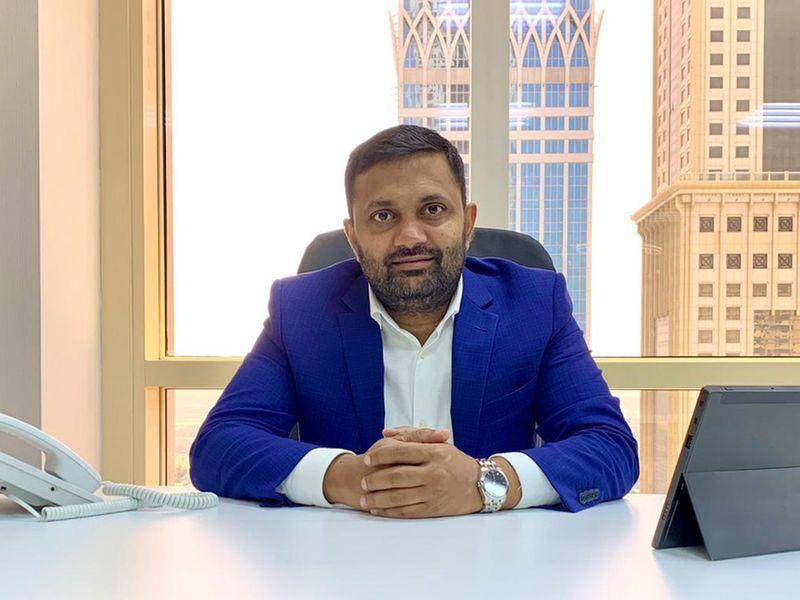 IFZA Value partners Karthik C M